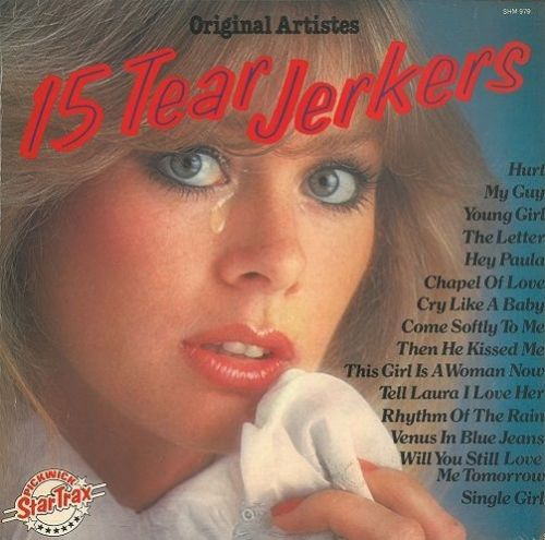 15 Tear Jerkers Vinyl Record LP Pickwick 1978